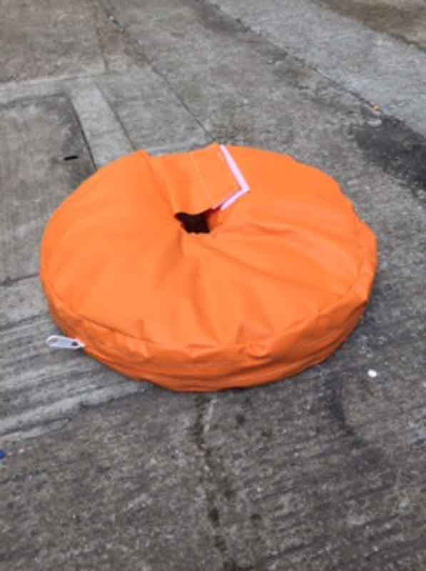 Flood Prevention Water Absorptive Bags